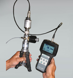 Absolute Pressure Calibration